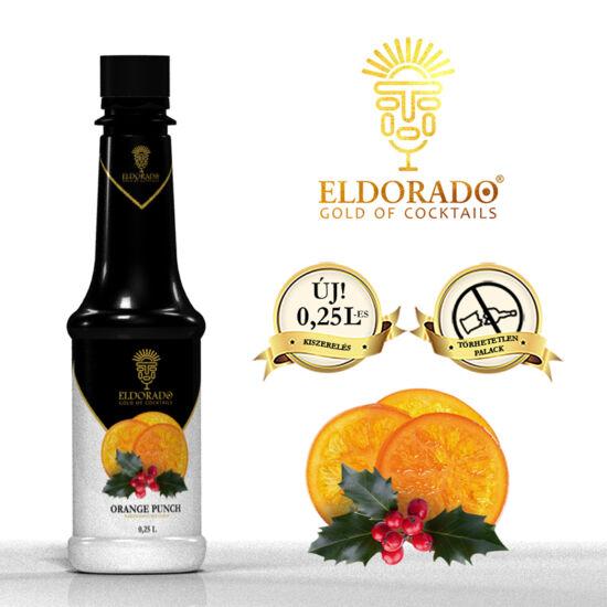Eldorado Narancs puncs szirup 0.25 liter