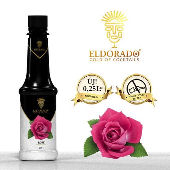 Eldorado Rózsa szirup 0.25 liter