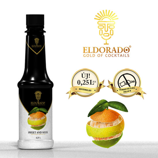 Eldorado Sweet and Sour 0.25 liter