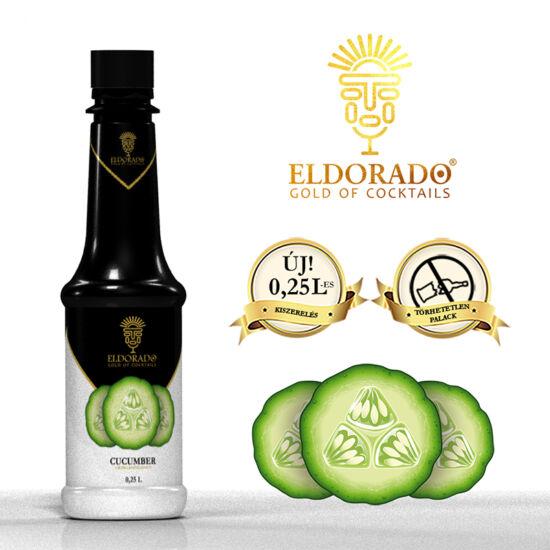 Eldorado Uborka szirup 0.25 liter