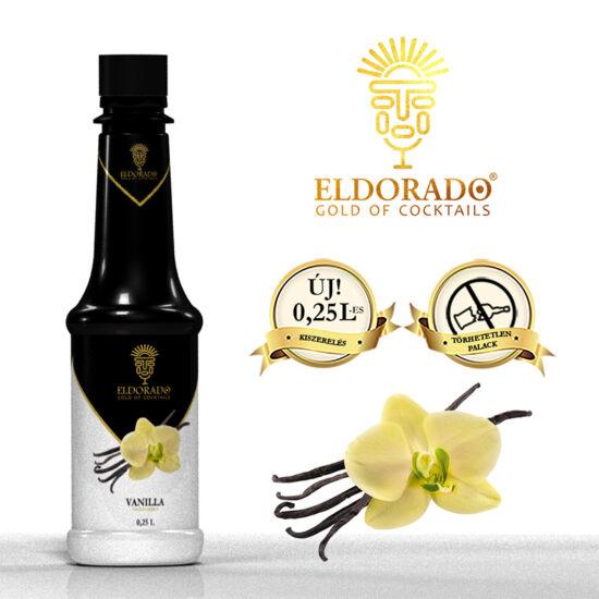 Eldorado Vanília szirup 0.25 liter
