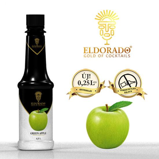 Eldorado Zöldalma szirup 0.25 liter